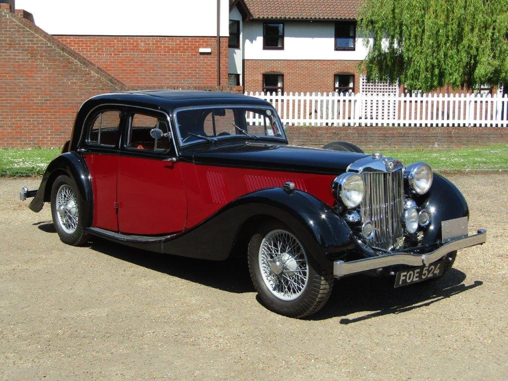 1939 MG WA Saloon at ACA 15th June  For Sale (picture 1 of 6)
