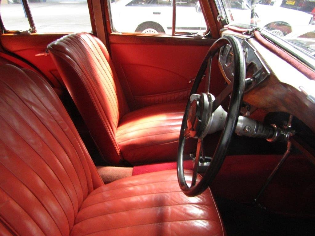 1939 MG WA Saloon at ACA 15th June  For Sale (picture 4 of 6)