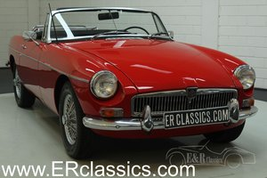 MG B cabriolet 1968 in very good condition For Sale
