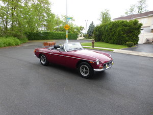 1974 MGB With Overdriver Very Nice Driver