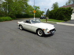 1971 MG B 1800 Nice Driver  For Sale