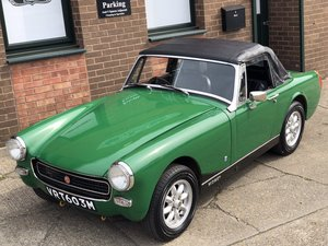 Picture of 1974 MG Midget 1275 RWA Fast road spec SOLD