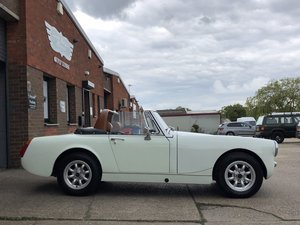 1972 MG Midget 1275 RWA For Sale
