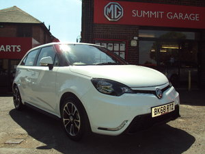 2018(68) MG3 STYLE+ 5dr SOLD