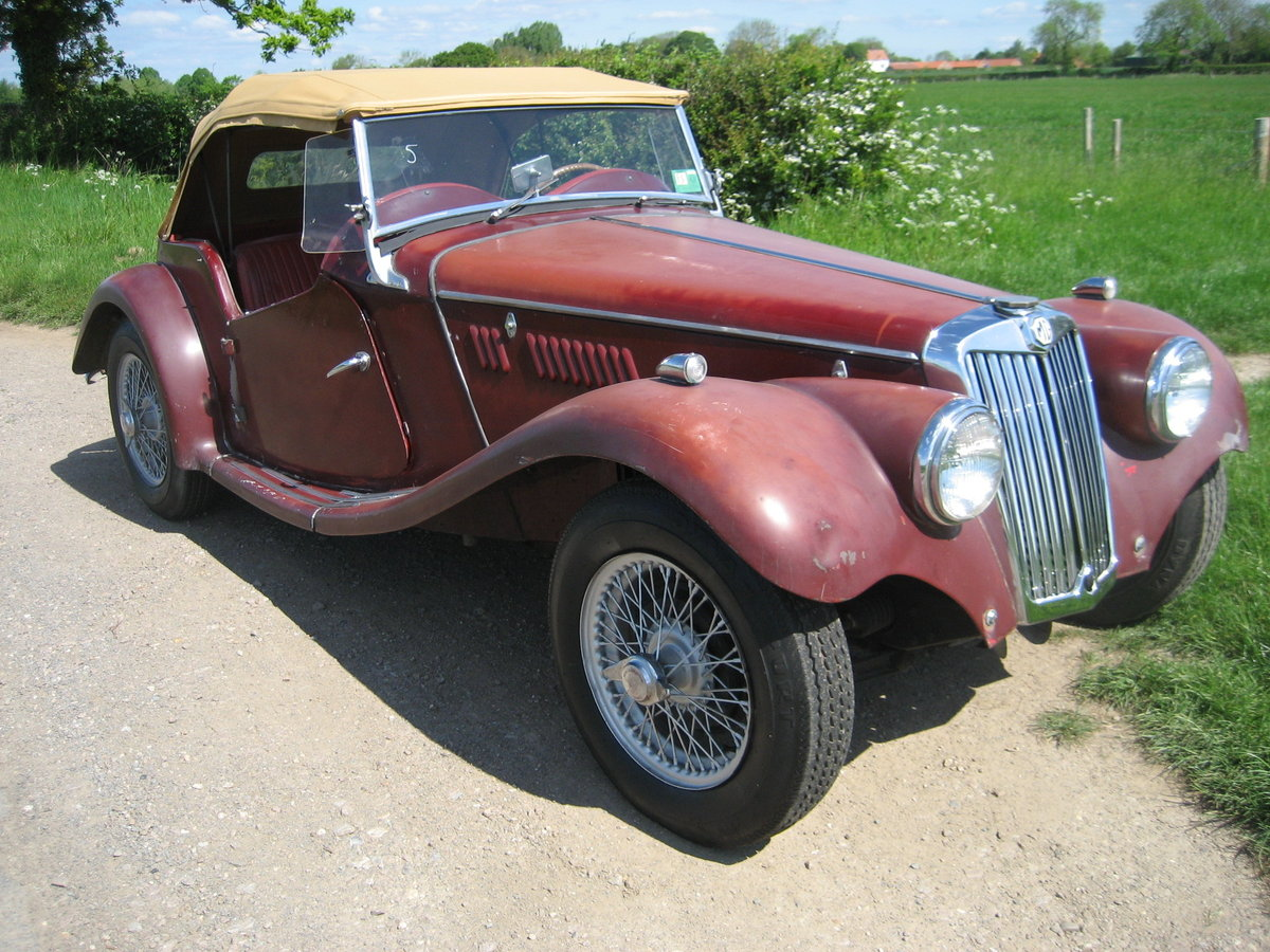 1954 MG TF 1250  For Sale (picture 2 of 6)