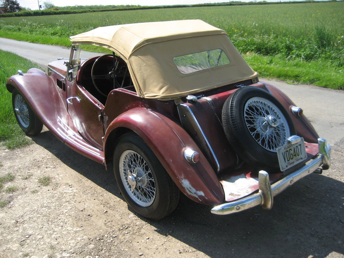 1954 MG TF 1250  For Sale (picture 3 of 6)