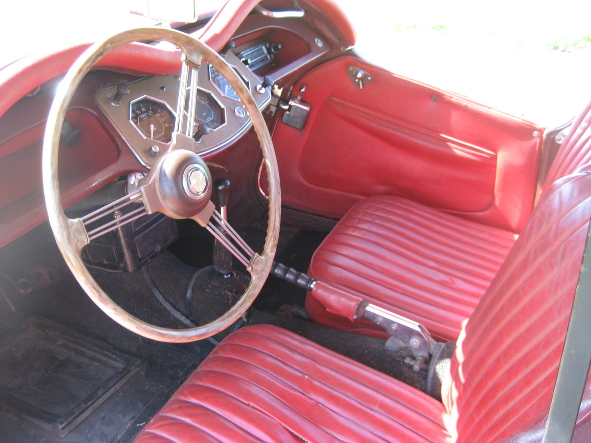 1954 MG TF 1250  For Sale (picture 6 of 6)