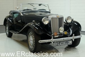 MG TD Roadster 1952 in good condition For Sale