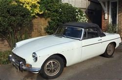 1971 MGB Roadster - Barons Tuesday 4th June 2019
