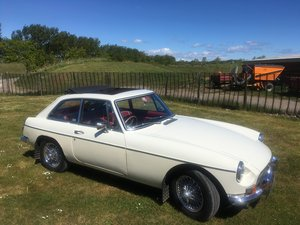 MGB GT 1967 For Sale