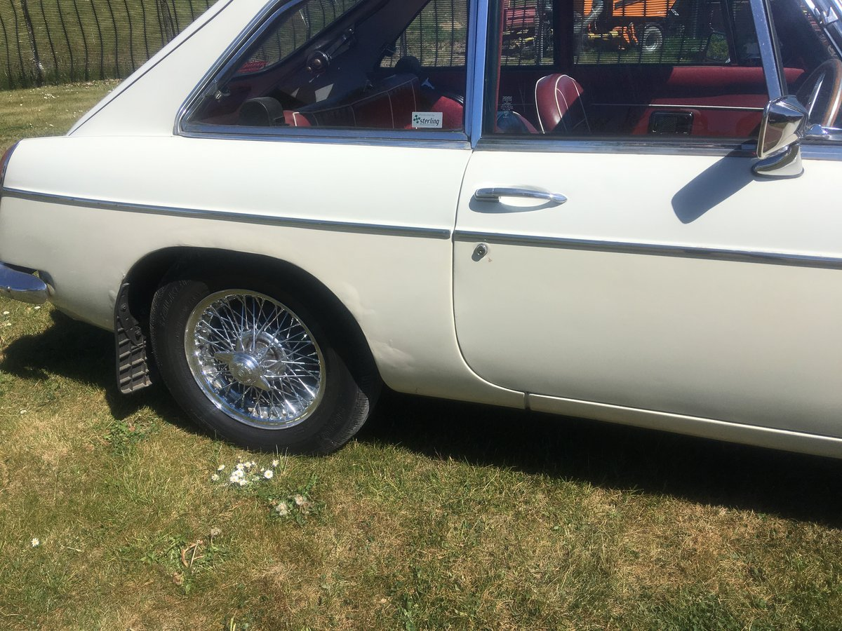 MGB GT 1967 For Sale (picture 5 of 5)