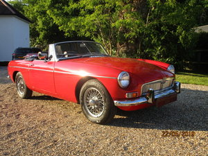 1972 MGB Roadster (Card Payments Accepted & Delivery) SOLD