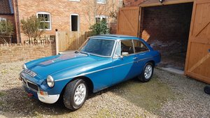 1973 MGB GT Sebring For Sale