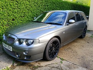 MG ZT-T CDTi 2004 - Low mileage