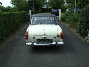 MG MIDGET 1968 For Sale
