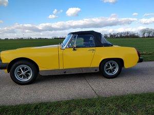 1979 MG Midget 1500 '79 SOLD