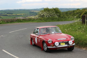 1971 MG  B GT RALLY CAR For Sale