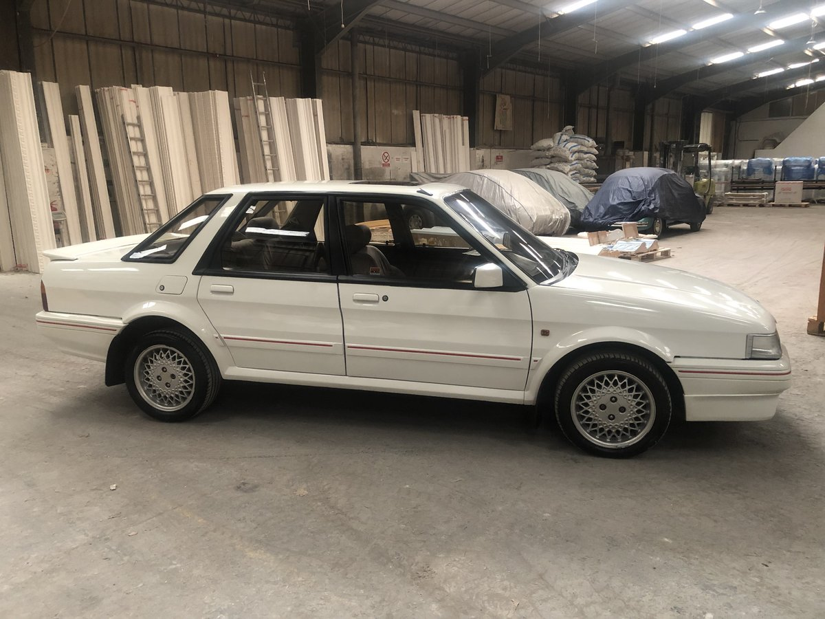 1989 Great Condition MG Montego SOLD (picture 1 of 6)