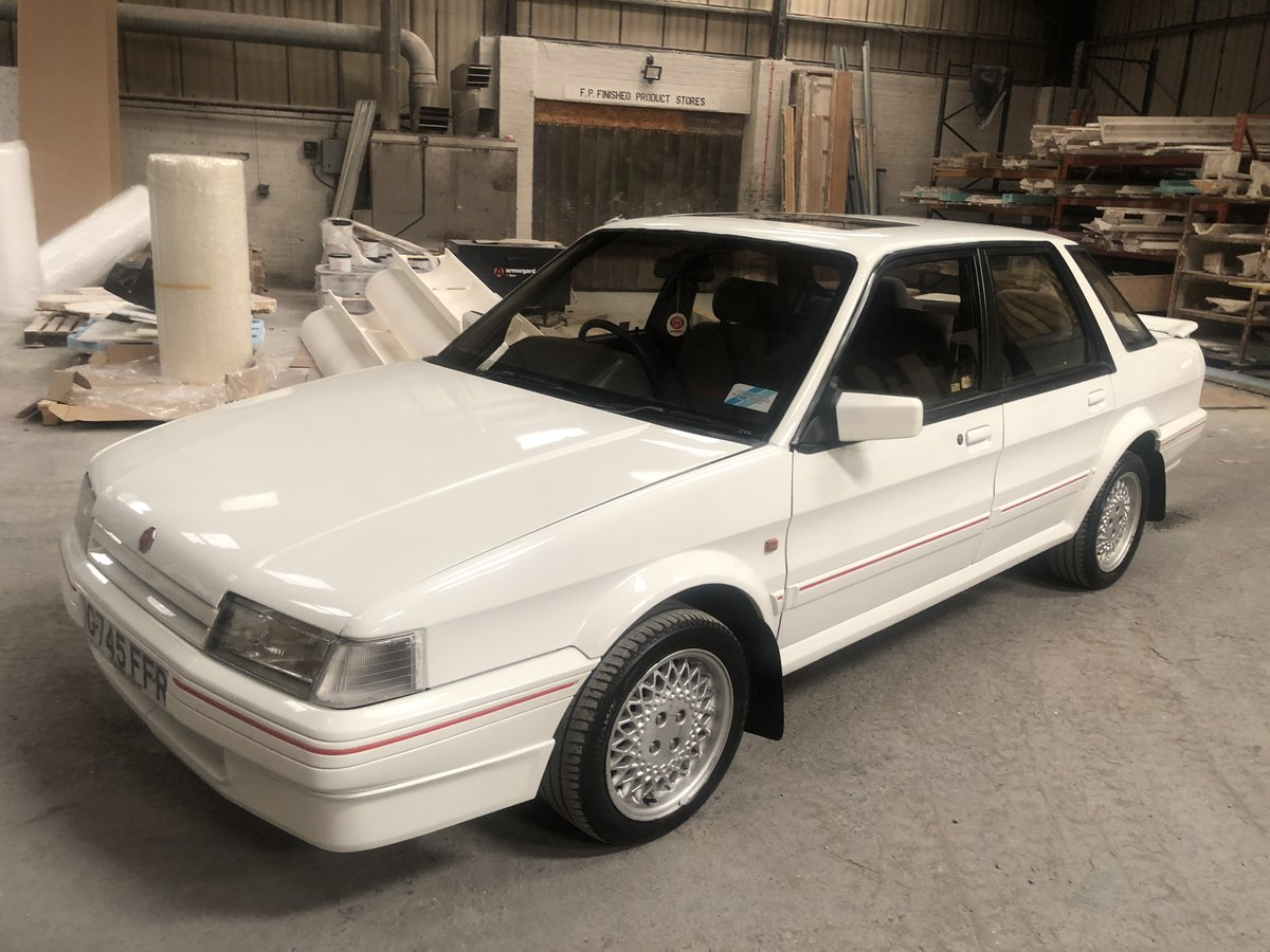 1989 Great Condition MG Montego SOLD (picture 4 of 6)