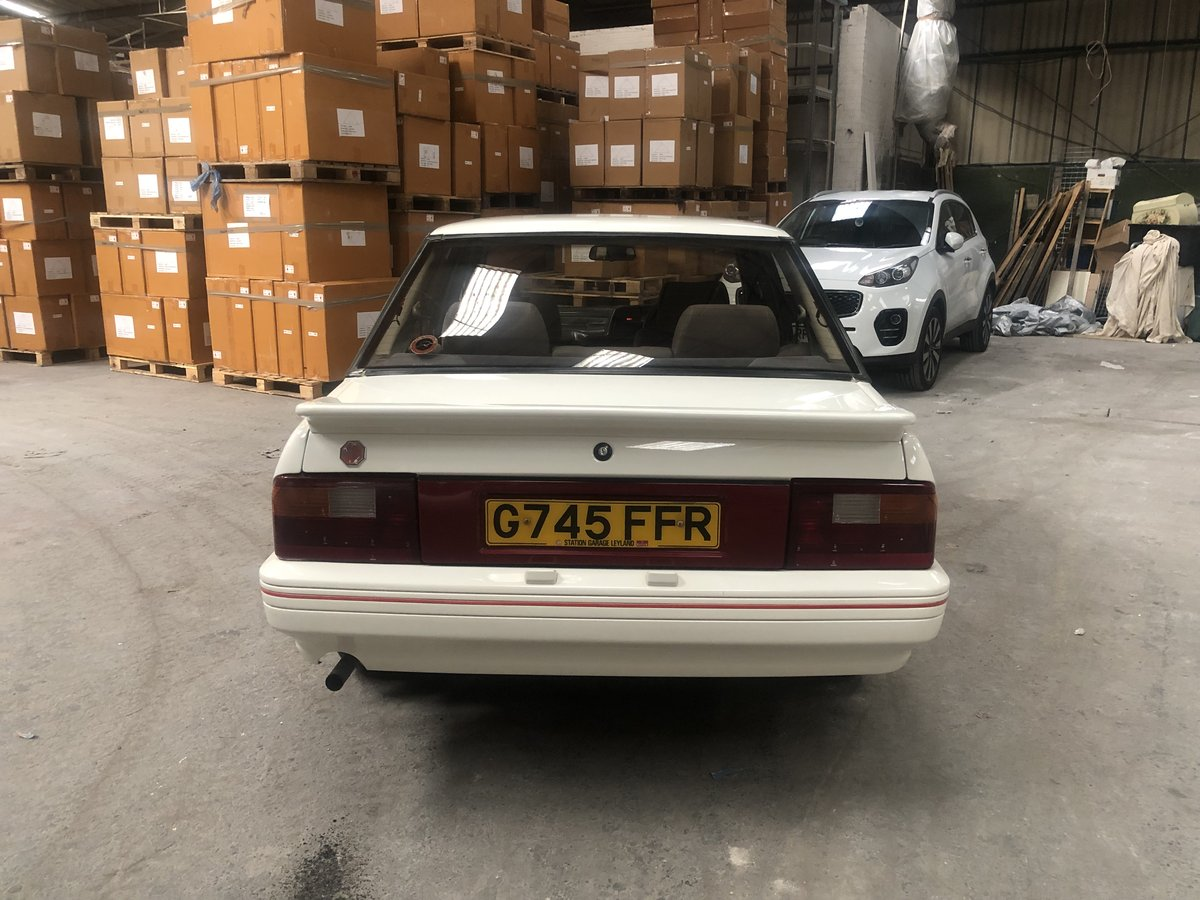 1989 Great Condition MG Montego SOLD (picture 5 of 6)