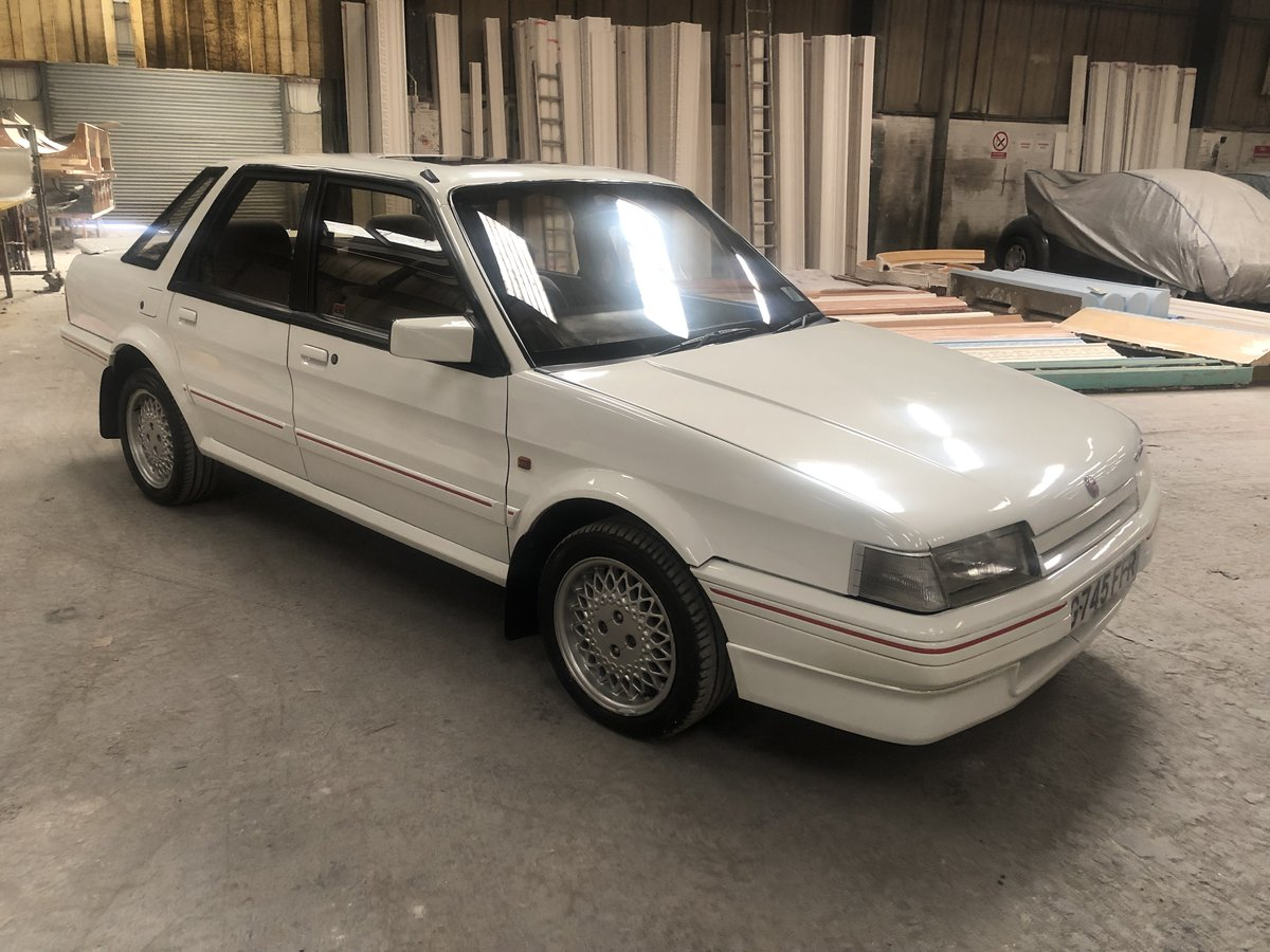 1989 Great Condition MG Montego SOLD (picture 6 of 6)