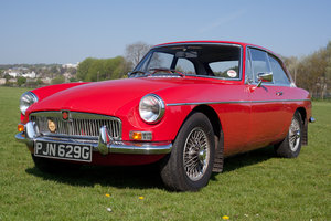 1968 MGB GT  For Sale