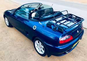 MGF 1.8i 1999 19,000 miles garaged and beautiful For Sale