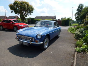 1968 MG BGT For Sale