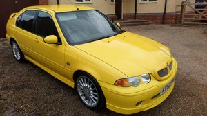 2002 MG ZS 180 5 Dr For Sale