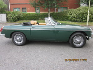 MGB Roadster 1970 £14950 o.n.o. For Sale