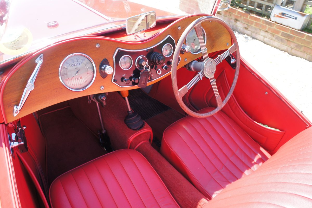 1947 MG TC For Sale (picture 3 of 6)