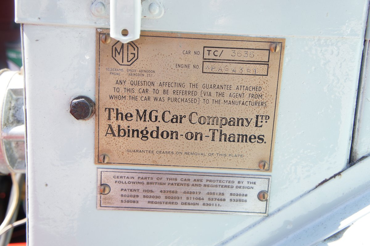 1947 MG TC For Sale (picture 4 of 6)