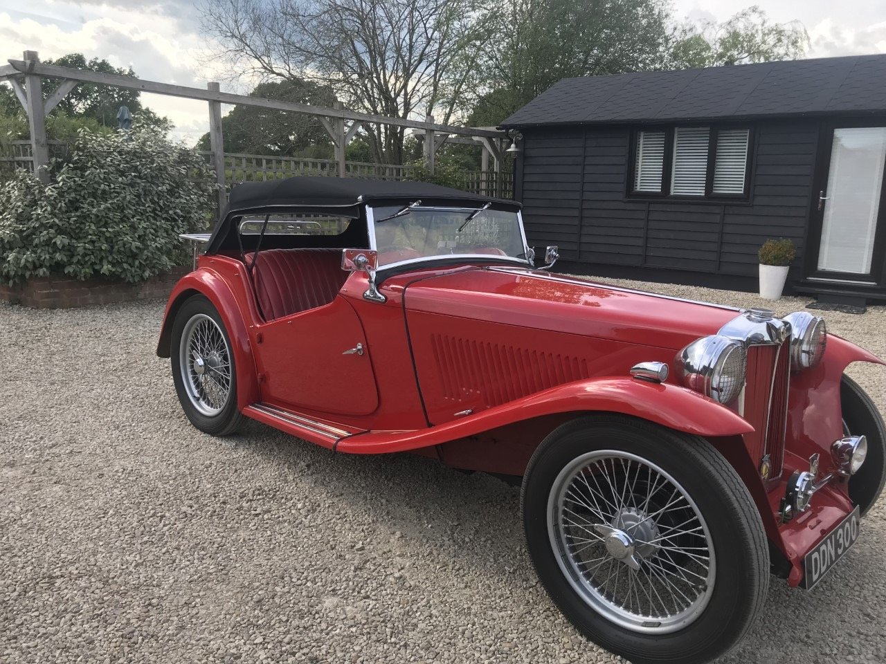 1947 MG TC For Sale (picture 5 of 6)