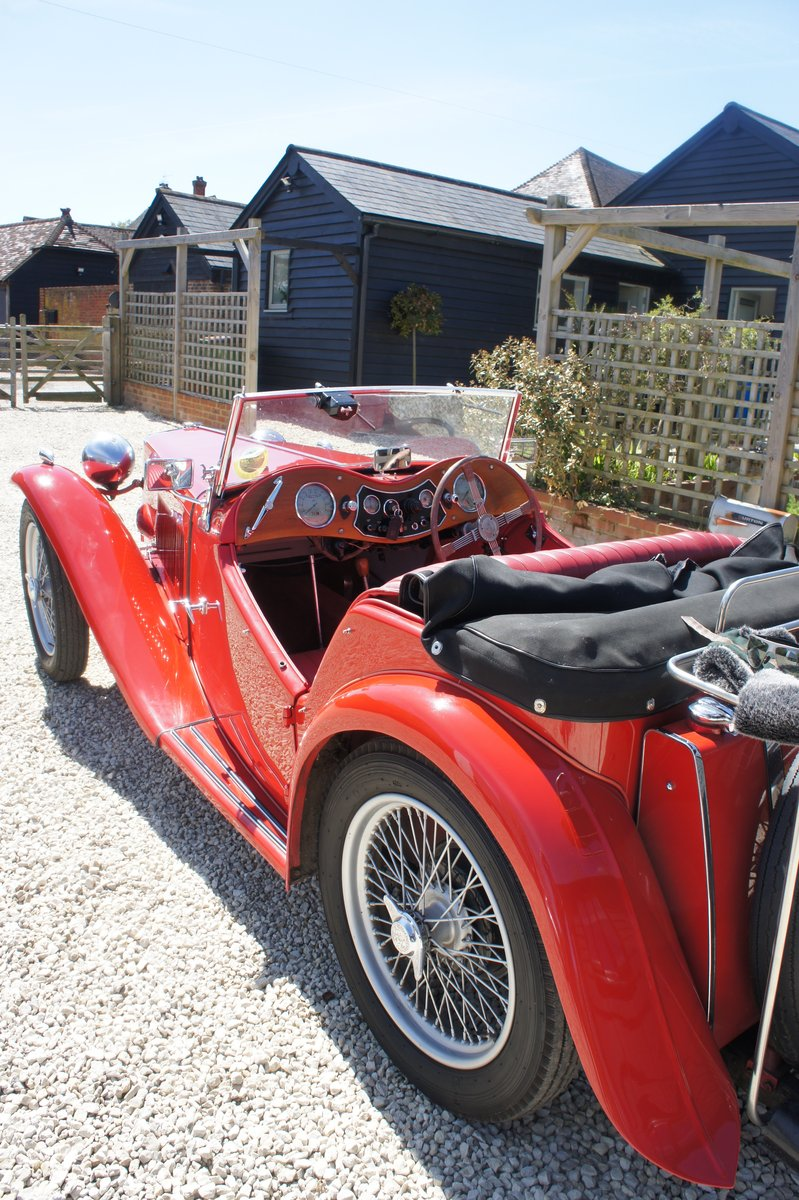 1947 MG TC For Sale (picture 6 of 6)