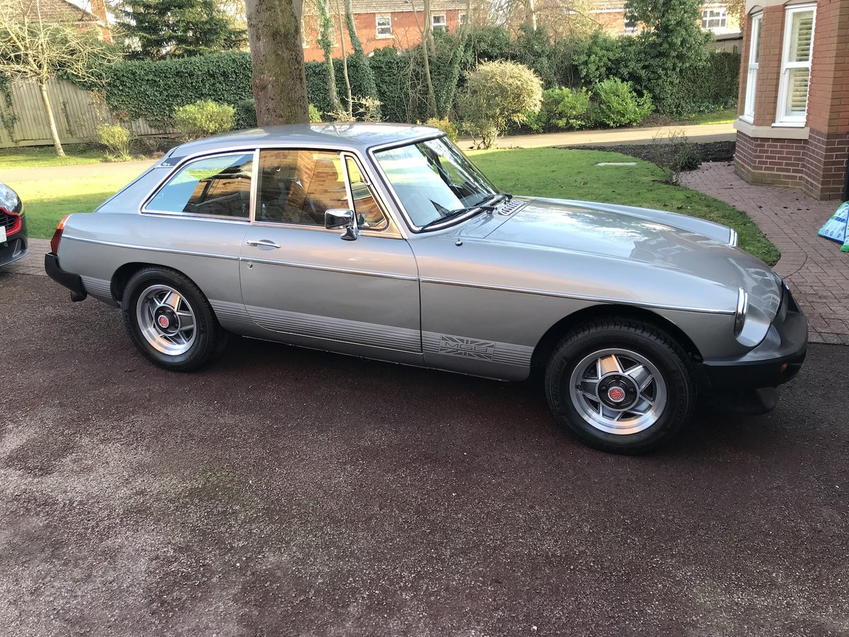 RARE 1981 MGB GT LE 1 of 580. 47k Miles For Sale (picture 3 of 6)