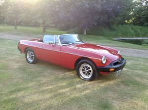 1980 MGB ROADSTER For Sale For Sale