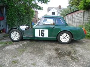 1980 MG Midget Ex race car SOLD