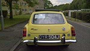 1970 mgbgt  For Sale