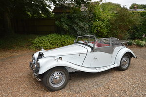 1954 MG TF1500 For Sale