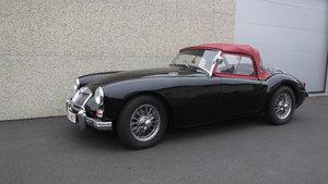 1957 MGA 57 Very nice  For Sale