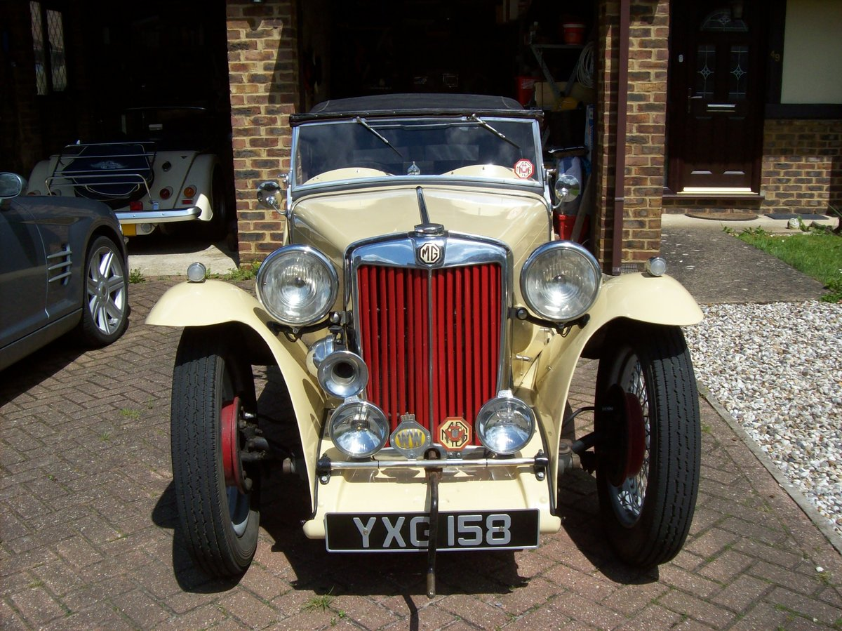 MG TA 1936 For Sale (picture 1 of 6)