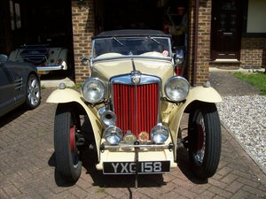 MG TA 1936 For Sale