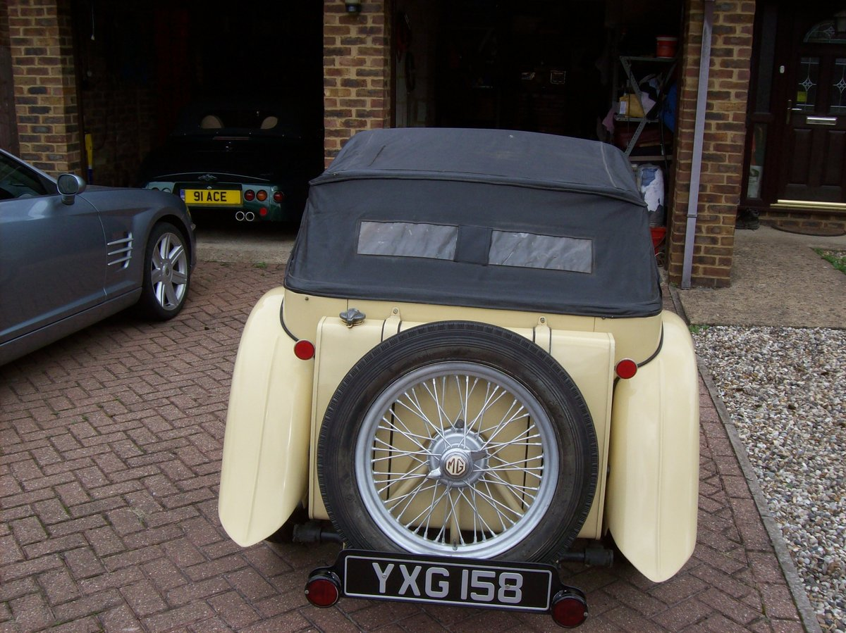 MG TA 1936 For Sale (picture 2 of 6)