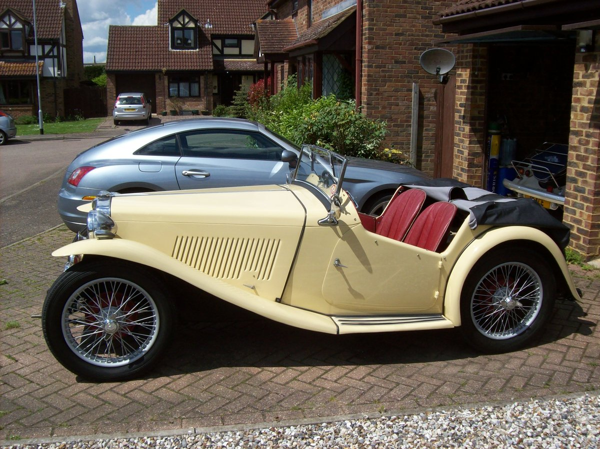 MG TA 1936 For Sale (picture 3 of 6)