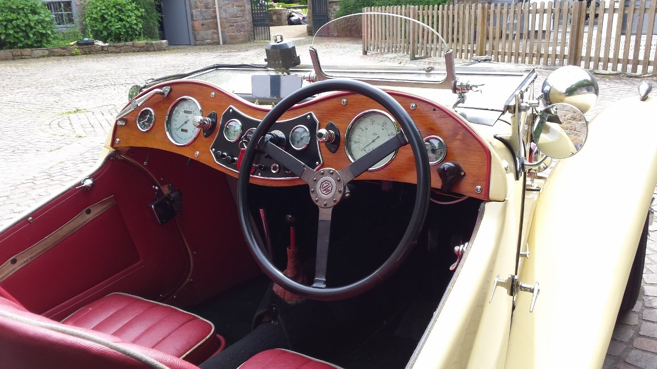 MG TA 1936 For Sale (picture 4 of 6)