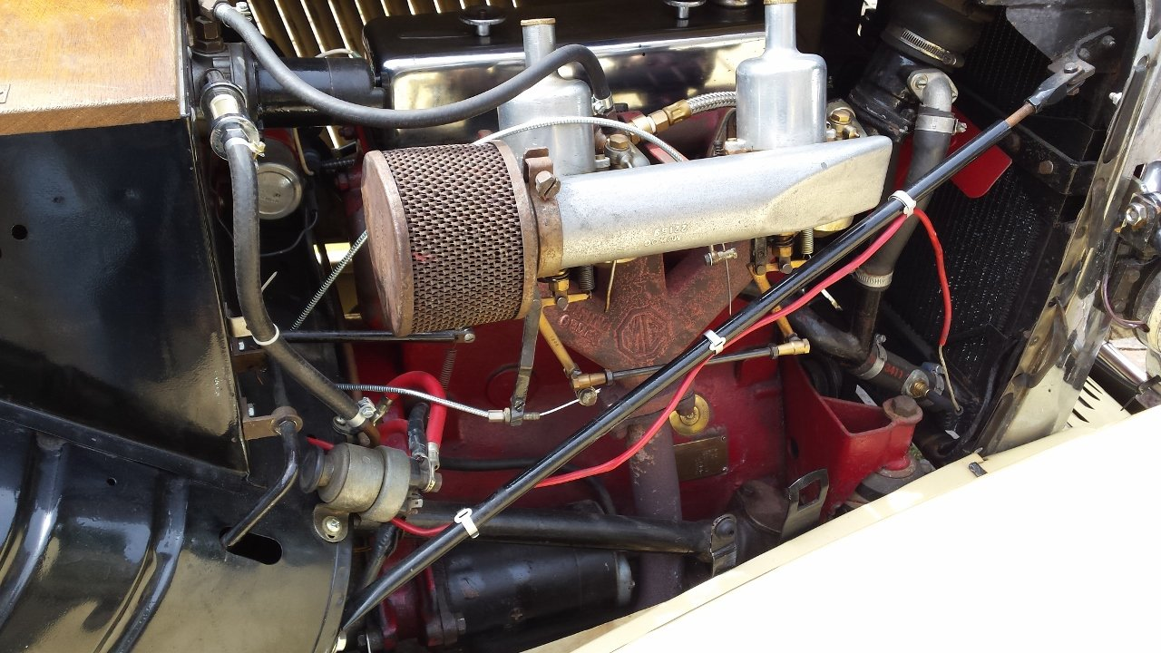 MG TA 1936 For Sale (picture 5 of 6)