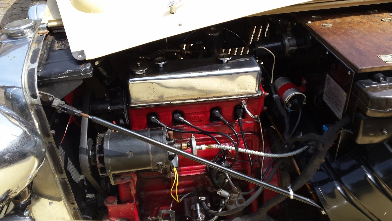 MG TA 1936 For Sale (picture 6 of 6)