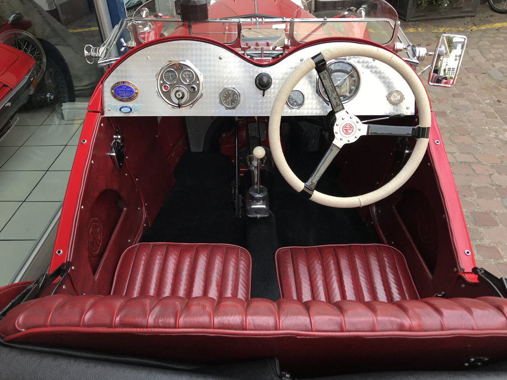 1933 MG J2 with period competition history For Sale (picture 2 of 6)
