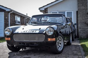 1979 MG Midget 1500cc Bumper Removal For Sale