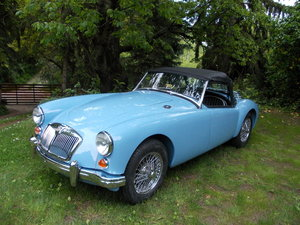 1961 MGA fully rebuilt For Sale